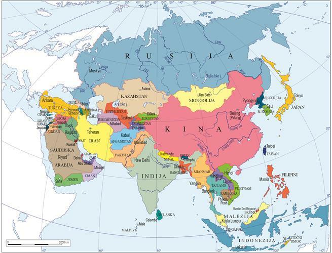 Azija