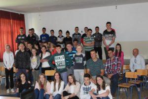 Posjetom Podrucnim Skolama U Zabriscu Orguzu I Listanima Vijece